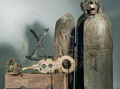 instruments de torture