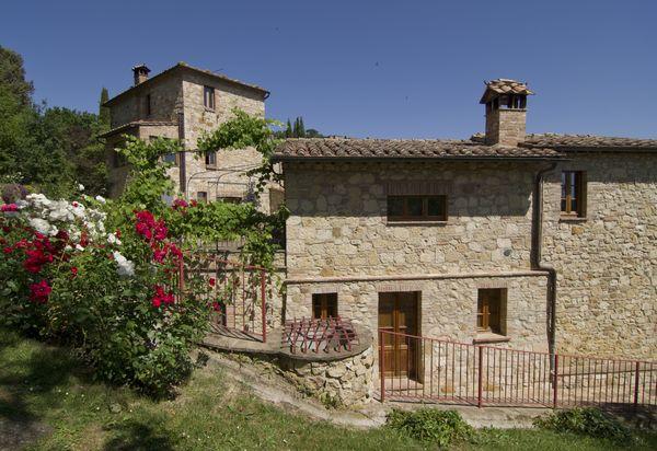 Maisons à louer à Montepulciano. Locations vacances à ...