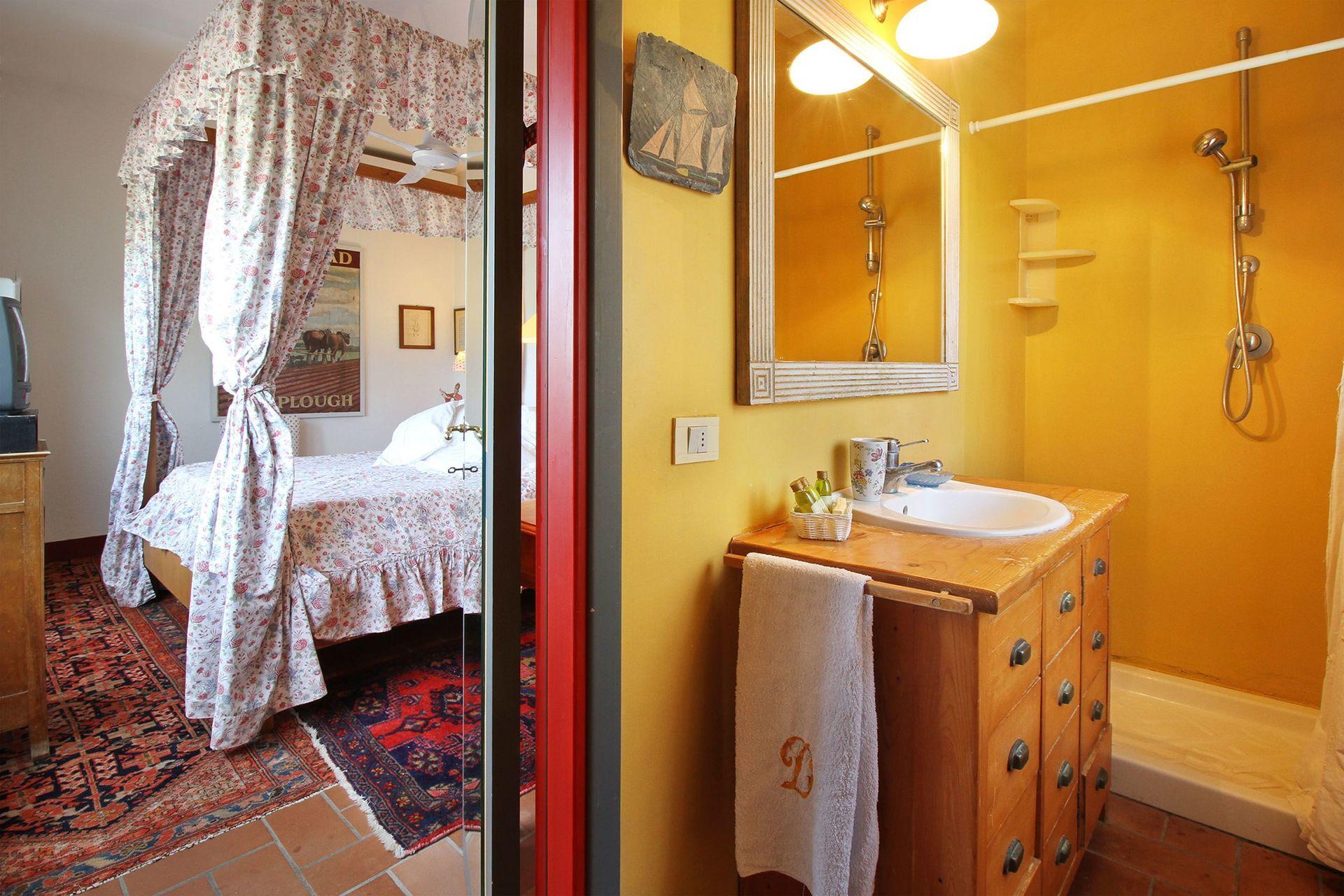 Il Lupinaio 43 location de vacances Couchages 8 dans 4 chambres