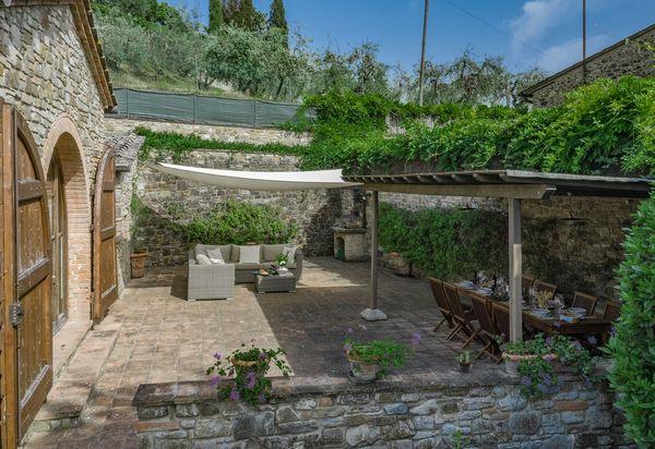 Villas de luxe avec piscine en Toscane - Maisons de vacances ...