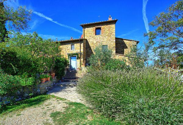 Maisons A Louer A Panzano In Chianti Locations Vacances A