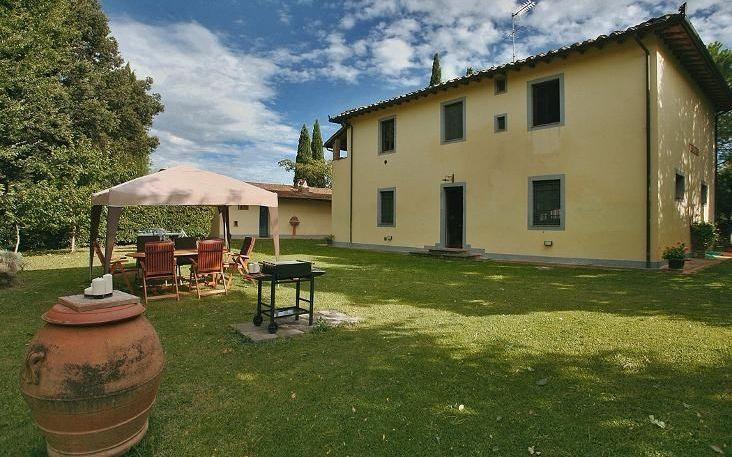 Villa Poppiano location de vacances Couchages 12 dans 5